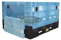 56x48x19 Fixed Wall Bulk Container