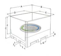 Bulk Box Container specifications