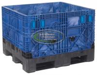45x48x34 Collapsible Bulk Container