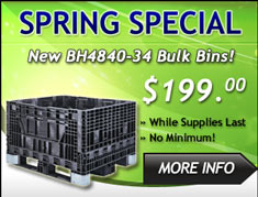 Bulk Containers Cheap Sale